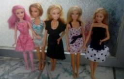 Barbie riginal 5 por 100
