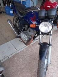 Título do anúncio: Vendo essa moto
