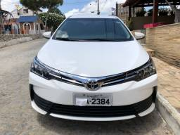 Título do anúncio: Corolla Gli Upper 2019 Aut. seminovo c/ 20.500Km