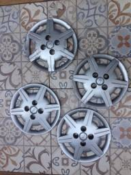 Jogo de Calota Original Chevrolet Classic - U S A D A ! ! !