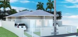 Casa com 2 dormitórios à venda, 52 m² por R$ 195.000,00 - Forquilhas - São José/SC