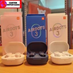 Título do anúncio: Redmi Airdots 3, Original - Lacrado c/ Garantia