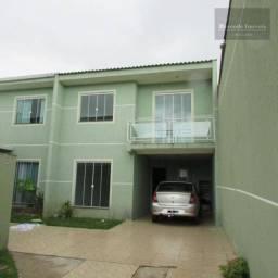 F-SO0461 Sobrado com 3 dormitórios à venda, 125 m² - Fazendinha - Curitiba/PR