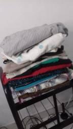 Peças de roupas para bazar