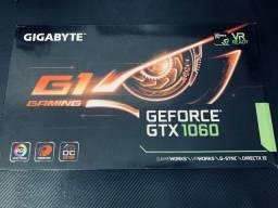 Vendo Gtx 1060 6gb G1 Gaming