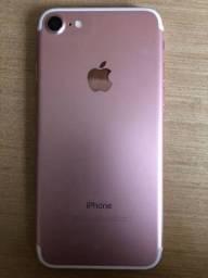 iPhone 7 rosa troco por xiaomi (só Jundiaí sp)