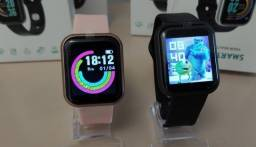 Título do anúncio: Smartwatch D20/Y68 + 1 pulseira extra