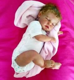 Bebê Reborn Original Noah Reva chick