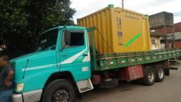 Vendo caminhão truck Mercedes 1418