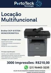 Título do anúncio: Locação de impressora RJ