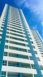 JS- Lindo apartamento de 3 Suítes na Beira Rio (Torre) Edf. Ava Gardner 113m²