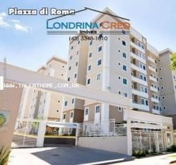 Apartamento para Venda em Londrina, PIAZZA DI ROMA, 3 dormitórios, 1 suíte, 2 banheiros, 1