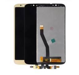 Tela Completa Touch e Display Motorola E5 Play-E5 Plus-E6 Plus.