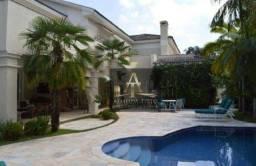 Maravilhosa Casa para Locação com 4 Suítes e 850 m² de Área Construída em Alphaville - Res
