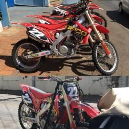 CRF450 R 2009 injetada - 2009