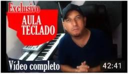 Video aula teclado - Video Completo