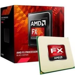 Kit FX 6300 Six Core 3.6ghz + M5A78L LE 125 W (Em até 12x no cartão)