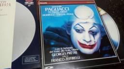 Lote de Laser discs LD musica classica