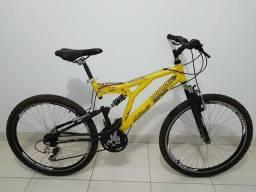 Bicicleta Mormaii Padang amarela