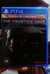 Metal Gear The Phanton Pain Ps4