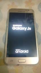 Vendo celular Samsung j5 normal