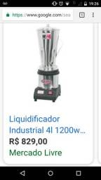 Liquidificador industrial