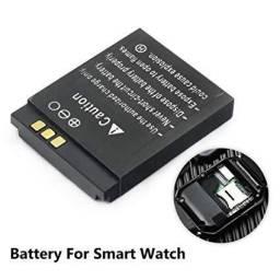 Bateria Smartwatch Dz09 Gt08 A1 Original 380mah