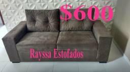 Promoção de sofá apartir de 550