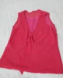 3 blusas sociais por 15 reais Tam G