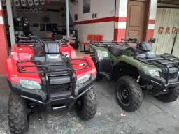 Honda Trx 420 Fourtrax - 2019