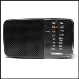 Radio Toshiba TX-PR20 lançamento am/fm novo na caixa em P.Alegre-rs