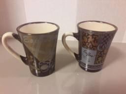 Conjunto xícaras cafezinho