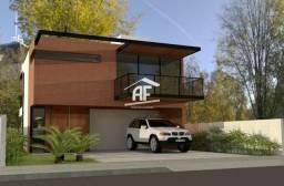 Casa em construção em condomínio fechado na Serraria - Confira já