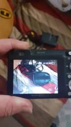 Câmera sony 7.2 megapixel