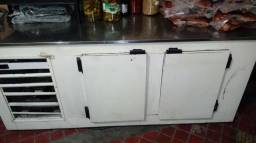 Balcao refrigerado 2 portas