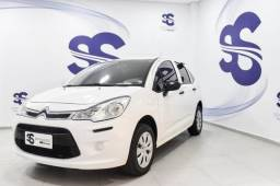 CITROEN C3 ORIGINE PURE TECH 1.2 FLEX 12V MEC 2017 - 2017