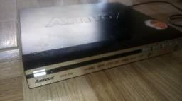Aparelho dvd amvox