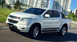 S10, 4X4, diesel, automática - 2015