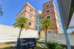 Apartamento à venda com 2 dormitórios em Sítio cercado, Curitiba cod:131521