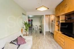 Apartamento à venda com 2 dormitórios em Centro, Florianópolis cod:64455