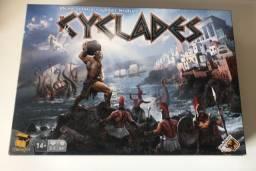 Cyclades Board Game *Nunca foi usado