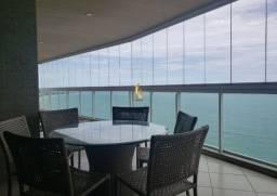 Apartamento 04 quartos frente mar Praia de Itaparica