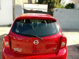 Nissan march 2015 - 2015