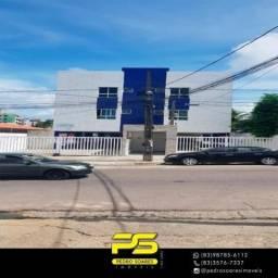 Título do anúncio: Apartamento com 2 dormitórios à venda, 60 m² por R$ 165.000,00 - Altiplano Cabo Branco - J