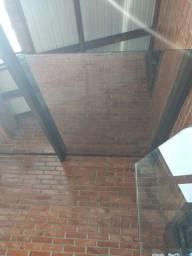 Limpeza e Manutenção de cobertura de vidro