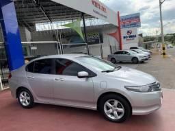 Honda City  LX 1.5 16V (flex) (aut.) FLEX AUTOMÁTICO - 2012