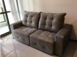 Frete gratis - sofa Debora - 200 de largura