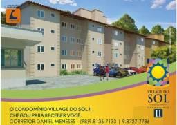 Apartamento Village do Sol | 52m² | Canopus | Oportunidade | Condomínio