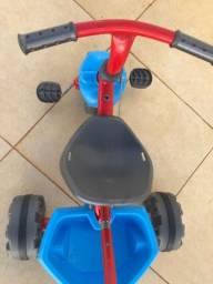 Triciclo Bandeirante Smart