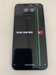 Xiomi note 7 64gb usado com tela quebrada e leves arranhões